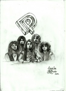 deep purple eksofullo