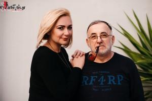 Ρίτα Αντωνοπούλου - Θάνος Μικρούτσικος.exarhiotis