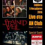 05.11.2016 – Stained Veil / Anfo