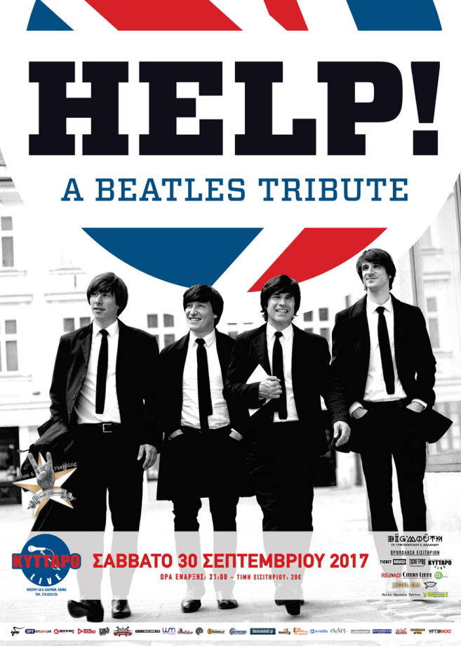 30.09.2017 – Help! A Beatles tribute