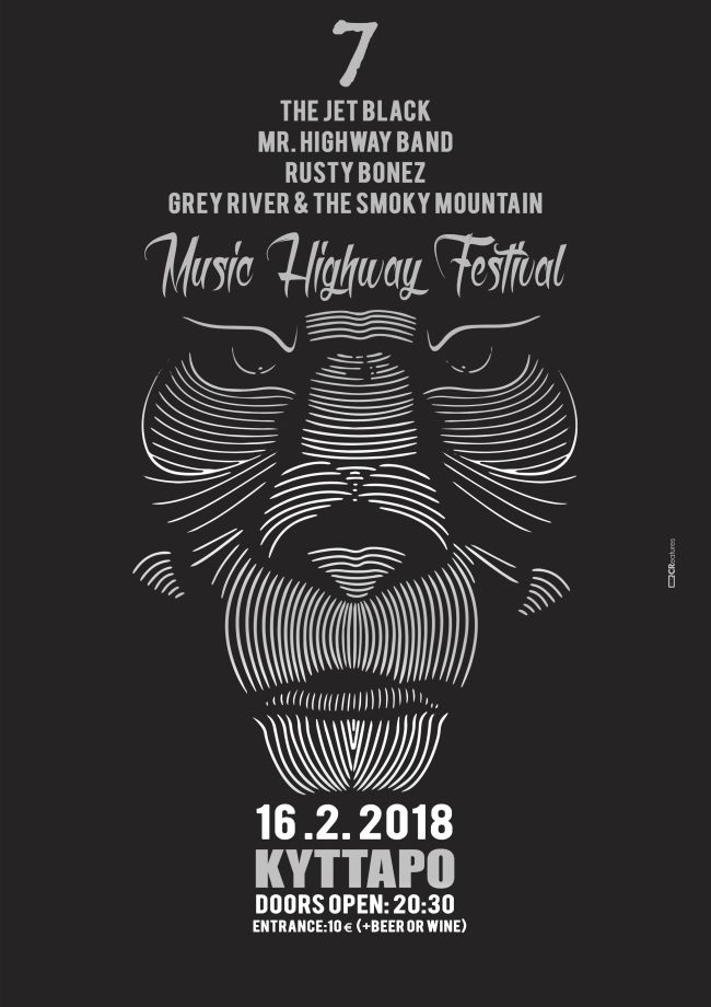 16.02.2018 – 7th Music Highway Festival