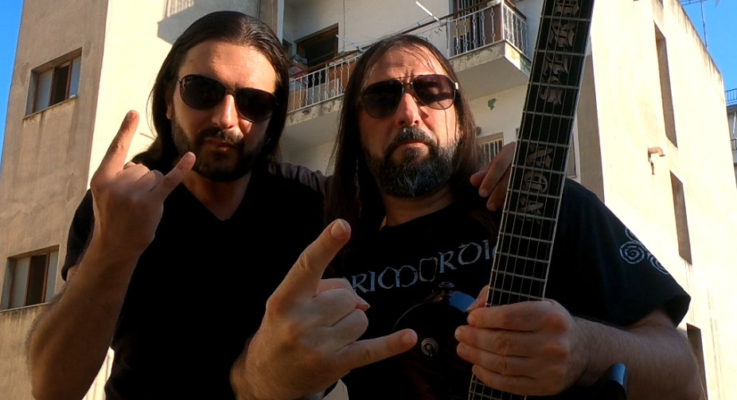 "Sakis Tolis (Rotting Christ): ""Μέχρι τελικής πτώσης, στην πρώτη γραμμή / Until the final fall, in the front line…"""