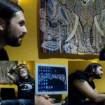 "Argy (Nightstalker) / Video-interview: ""Η ζωή είναι πολύ πιο επιθετική από το θάνατο…"""